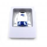 白色透明U盘盒