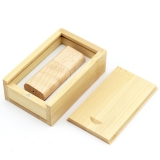 木头U盘包装